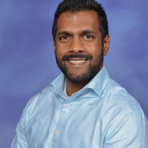 Ashvin Sreetharan